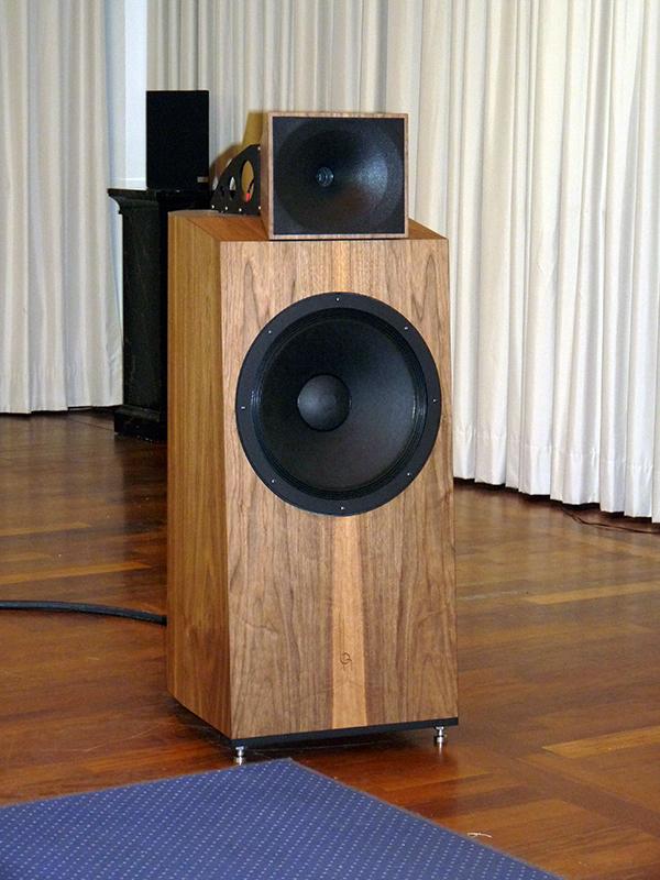 Blumenhofer Acoustics Genuin FS 1 - II. Top di gamma della serie