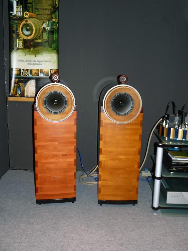 Munich high end 2012 ottava parte - Casse acustiche design ...
